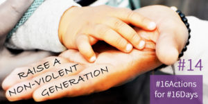 14-raise-a-non-violent-generation